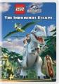 LEGO Jurassic world : the Indominus escape