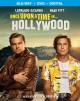 ONCE UPON A TIME IN HOLLYWOOD (BD/DVD COMBO)