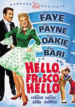 Hello, Frisco, hello cover image