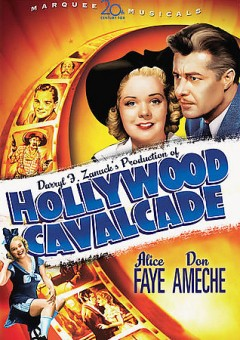 Hollywood cavalcade cover image