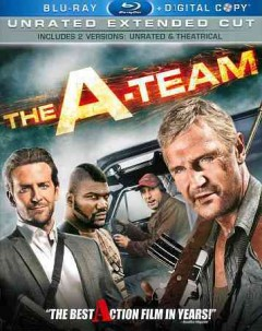 The A-Team cover image