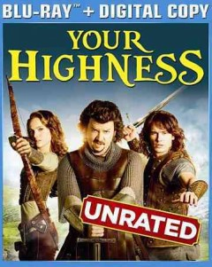 Your highness cover image