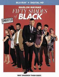 Fifty shades of black cover image