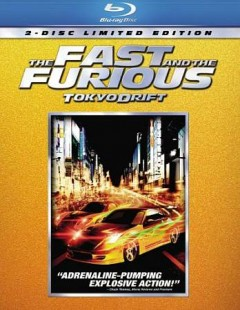 The fast and the furious. Tokyo drift cover image