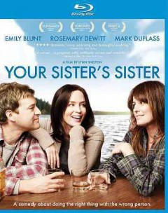 Your sister's sister cover image