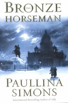 The bronze horseman cover image