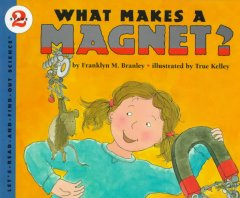What makes a magnet? cover image