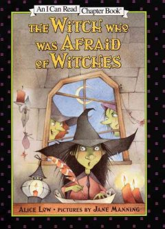 The witch who was afraid of witches cover image