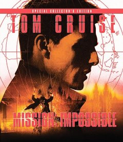 Mission: impossible cover image