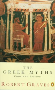 The Greek myths cover image
