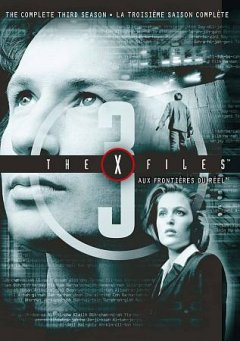 The X-files. Season 3 cover image