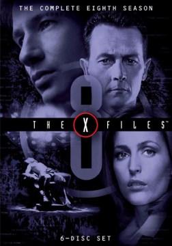 The X-files. Season 8 cover image