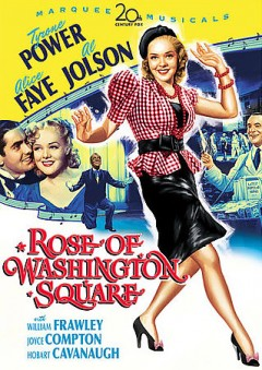 Rose of Washington Square cover image