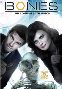 Bones. Season 6 cover image