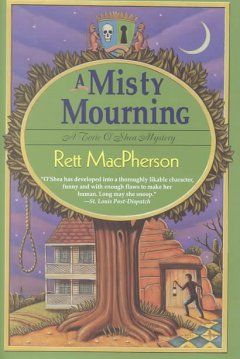 A misty mourning cover image