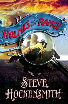 Holmes on the range cover image