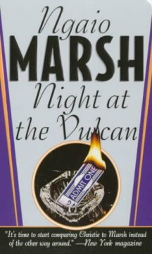 Night at the Vulcan cover image