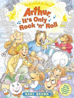 Arthur, it's only rock 'n' roll cover image