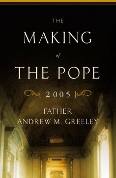 The making of the Pope 2005 cover image