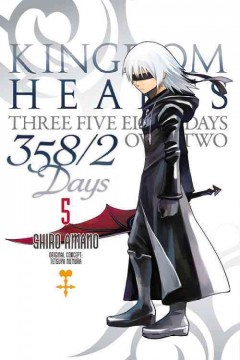 Kingdom hearts 358/2 days, 5 cover image