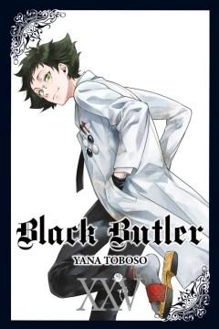 Black butler. 25 cover image