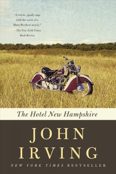 The Hotel New Hampshire cover image