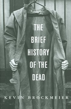 The brief history of the dead cover image