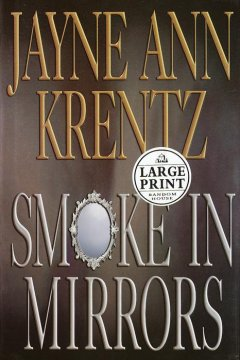 Smoke in mirrors cover image