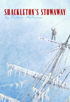 Shackleton's stowaway cover image