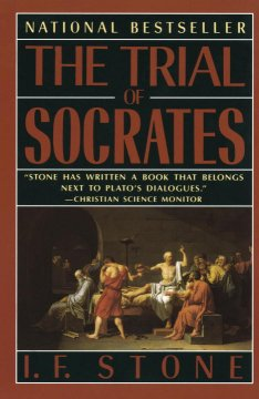 The trial of Socrates cover image