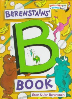 The Berenstains' B book cover image