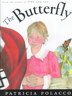 The butterfly cover image