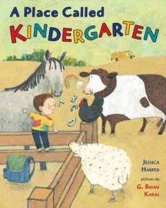 A place called Kindergarten cover image