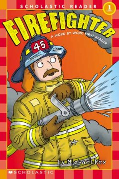 Firefighter! cover image