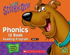 Scooby-Doo! phonics : 12 book reading program. Pack 1 cover image