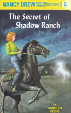 The secret of Shadow Ranch cover image