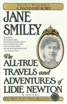 The all-true travels and adventures of Lidie Newton cover image