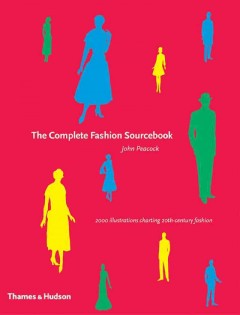 The complete fashion sourcebook cover image