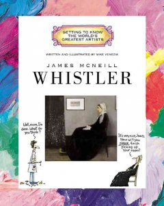 James McNeill Whistler cover image