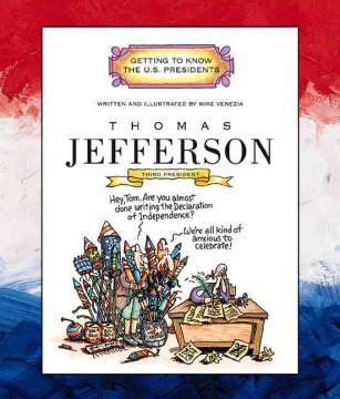 Thomas Jefferson : third president, 1801-1809 cover image