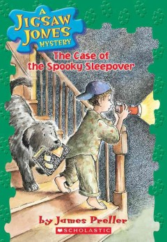 The case of the spooky sleepover cover image