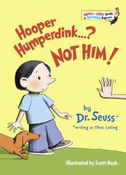 Hooper Humperdink--? Not him! cover image