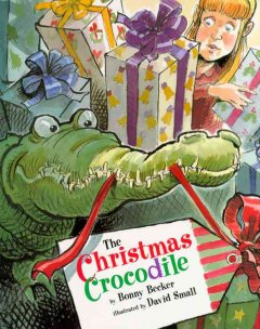 The Christmas crocodile cover image