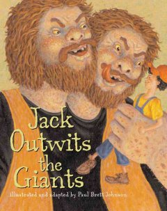 Jack outwits the giants cover image