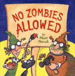 No zombies allowed cover image