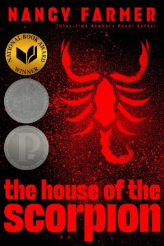 The house of the scorpion cover image