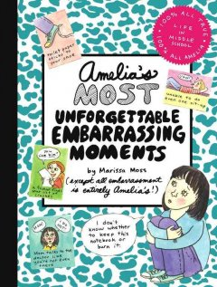 Amelia's most unforgettable embarrassing moments cover image