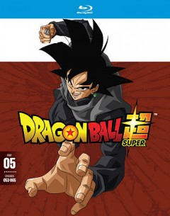 Dragon ball super. Part 05 cover image