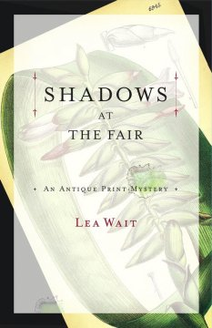 Shadows at the fair : an antique print mystery cover image