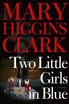 Two little girls in blue cover image